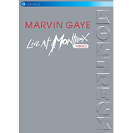Marvin Gaye - Live In Montreux 1980 (UK-import) (DVD)