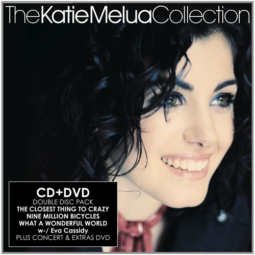 The Katie Melua Collection (m/DVD) (CD)