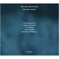 Birtwistle: Chamber Music (CD)