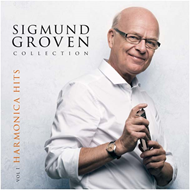Sigmund Groven - Harmonica Hits (CD)