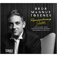 Produktbilde for Bror Magnus Tødenes - Remembering Jussi (CD)