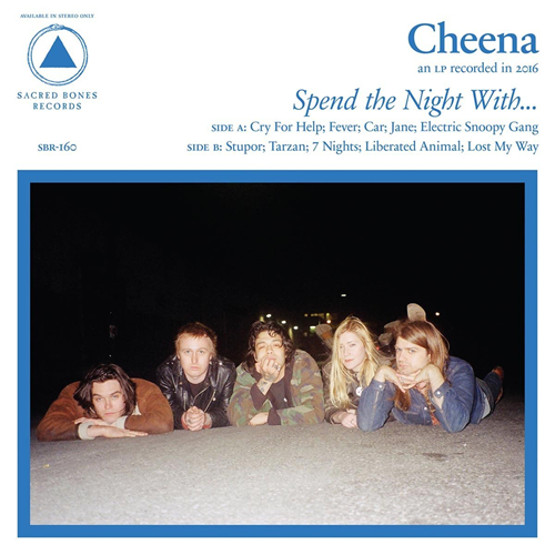 Spend The Night With... (VINYL)