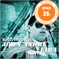 Produktbilde for Buolvvas Bulvii (CD)