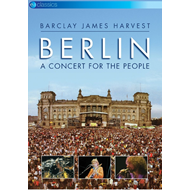 Barclay James Harvest - Berlin: A Concert For The People 1980 (DVD)