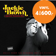 Produktbilde for Jackie Brown (VINYL - 180 gram)