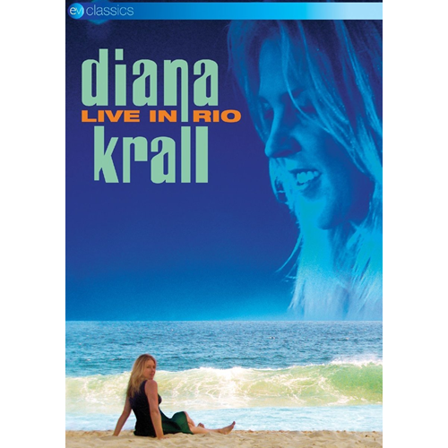 Diana Krall - Live In Rio (UK-import) (DVD)