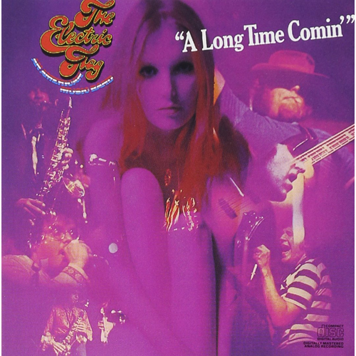 A Long Time Comin' (CD)