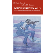 Førnesbrunen Vol. 3 (3CD+DVD)