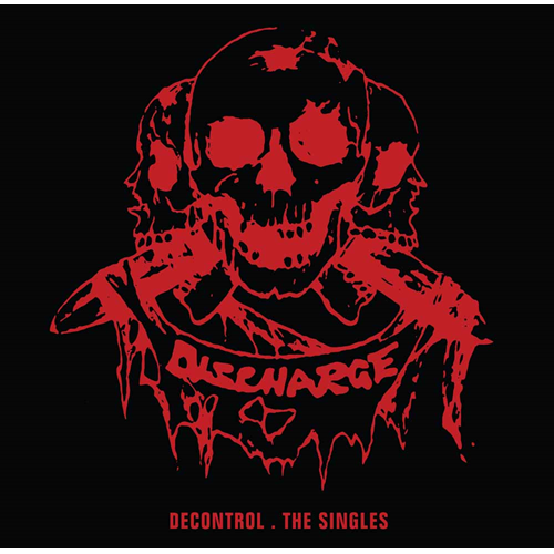 Decontrol: The Singles (CD)