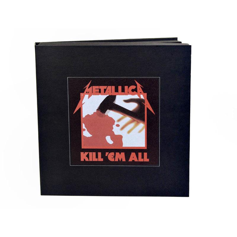 metallica kill em all torrent