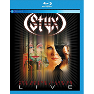 Styx - The Grand Illusion & Pieces Of 8 - Live (UK-import) (BLU-RAY)