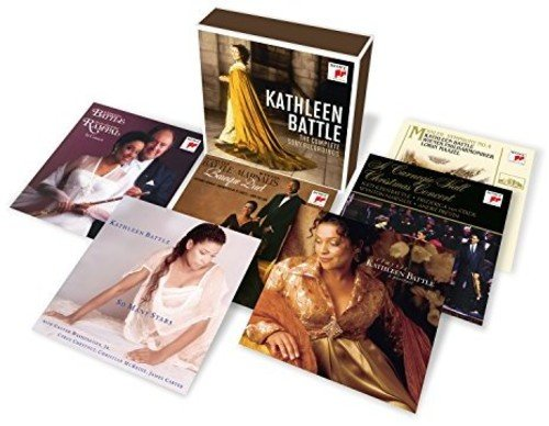 Kathleen Battle - The Complete Sony Recordings (10CD)