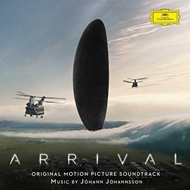 Arrival - Original Motion Picture Soundtrack (CD)