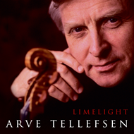 Arve Tellefsen - Limelight (CD)