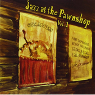 Produktbilde for Jazz At The Pawnshop Vol. 1 (CD)