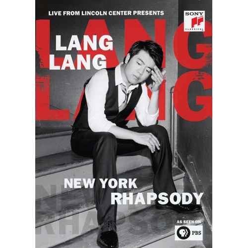 Lang Lang - Live From Lincoln Center Presents New York Rhapsody (DVD)