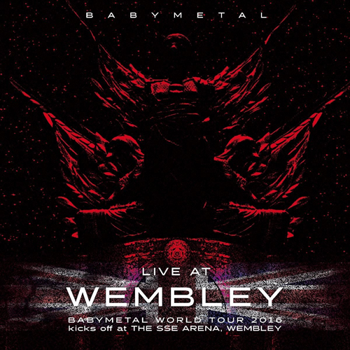 Live At Wembley (CD)