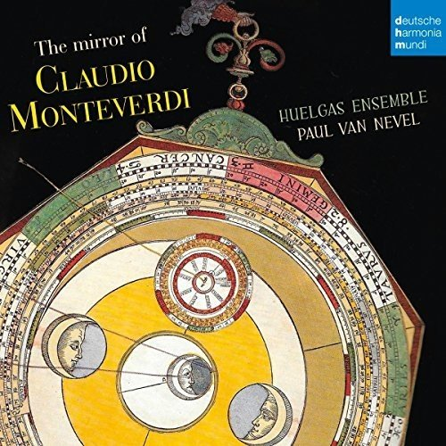 The Mirror Of Claudio Monteverdi (CD)