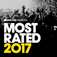 Defected Presents Most Rated 2017 (3CD)