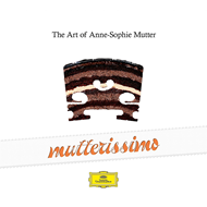 Mutterissimo - The Art Of Anne-Sophie Mutter (2CD)