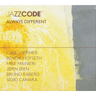 Always Different (CD)