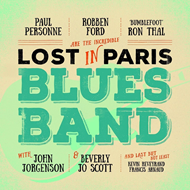 Lost In Paris Blues Band (CD)