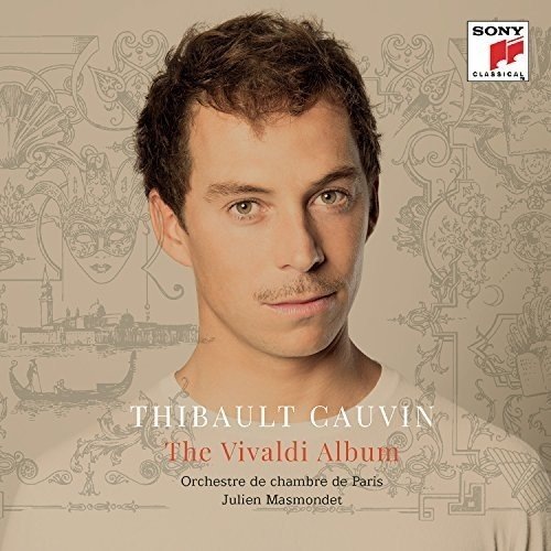 Thibault Cauvin - The Vivaldi Album (CD)