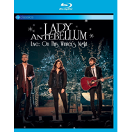 Lady Antebellum - Live: On This Winter' s Night (UK-import) (BLU-RAY)