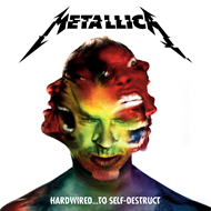 Hardwired...To Self-Destruct (VINYL -  2LP - 180 gram)