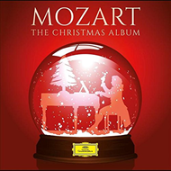 Mozart: The Christmas Album (CD)