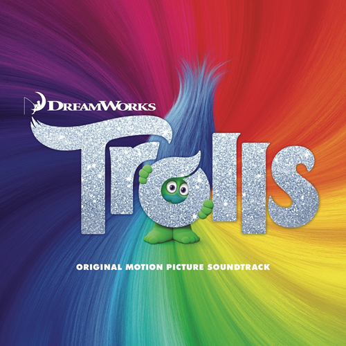 Trolls - Original Motion Picture Soundtrack (VINYL)