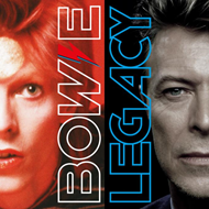 Produktbilde for David Bowie Legacy - The Very Best of Bowie (VINYL - 2LP)
