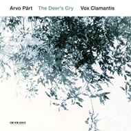 Pärt: The Deer's Cry (CD)