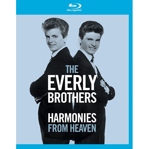 The Everly Brothers - Harmonies From Heaven (UK-import) (BLU-RAY)