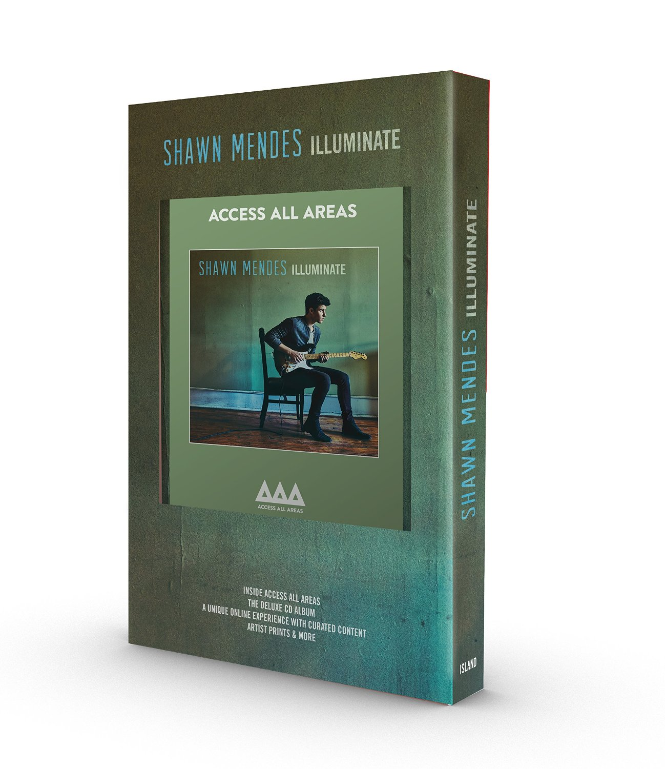Illuminate Deluxe Shawn Mendes: Special Edition