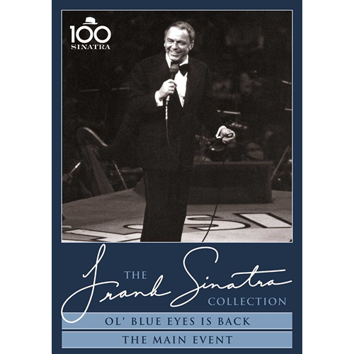 Frank Sinatra - Ol' Blue Eyes Is Back / The Main Event (UK-import) (DVD)