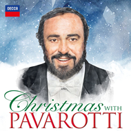 Produktbilde for Christmas With Pavarotti (2CD)