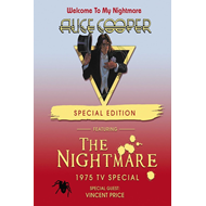 Alice Cooper - Welcome To My Nightmare (DVD)