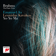 Produktbilde for Brahms: The Piano Trios (CD)