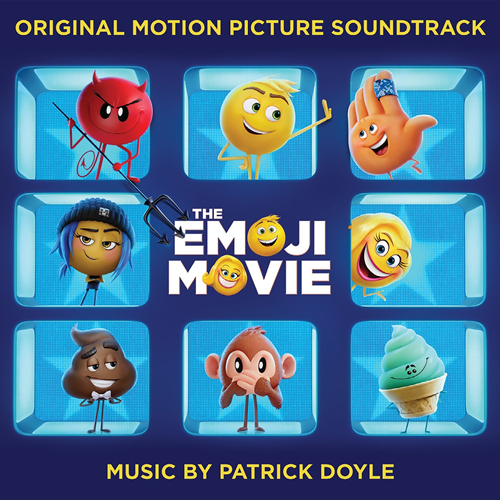 The Emoji Movie - Original Motion Picture Soundtrack (CD)