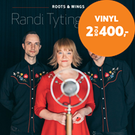 Produktbilde for Roots And Wings (VINYL)