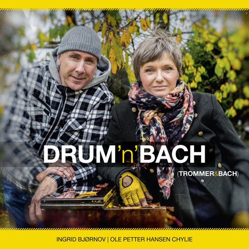 Drum N Bach (CD)