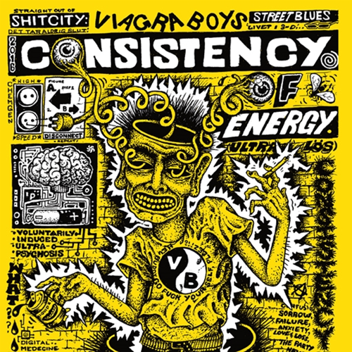 "Consistency Of Energy (VINYL - 12"")"