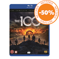 Produktbilde for The 100 - Sesong 4 (BLU-RAY)