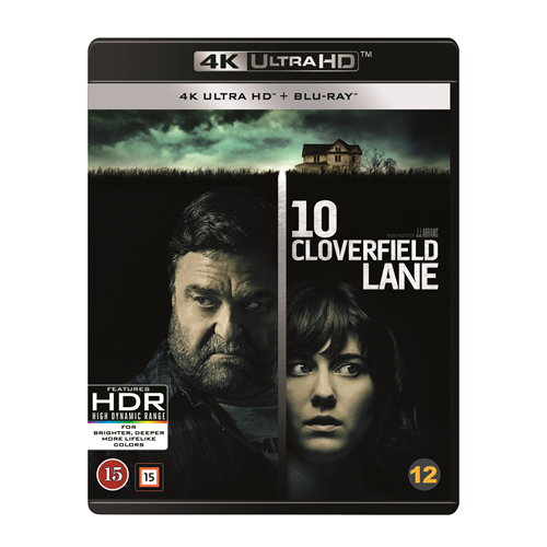 10 Cloverfield Lane (4K Ultra HD + Blu-ray)