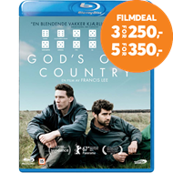 Produktbilde for God's Own Country (BLU-RAY)