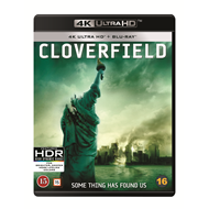 Cloverfield (4K Ultra HD + Blu-ray)