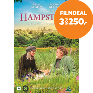 Produktbilde for Hjemme I Hampstead (DVD)