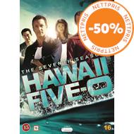 Produktbilde for Hawaii Five-O - Sesong 7 (DVD)