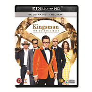 Kingsman 2 - The Golden Circle (4K Ultra HD + Blu-ray)